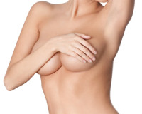 Increase breast size with cosmetic breast surgery