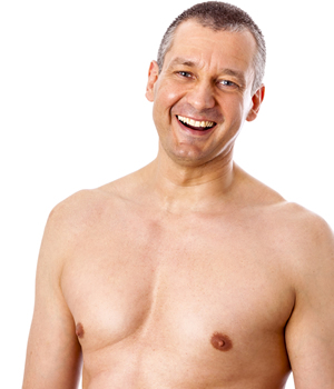 Male specific plastic surgery