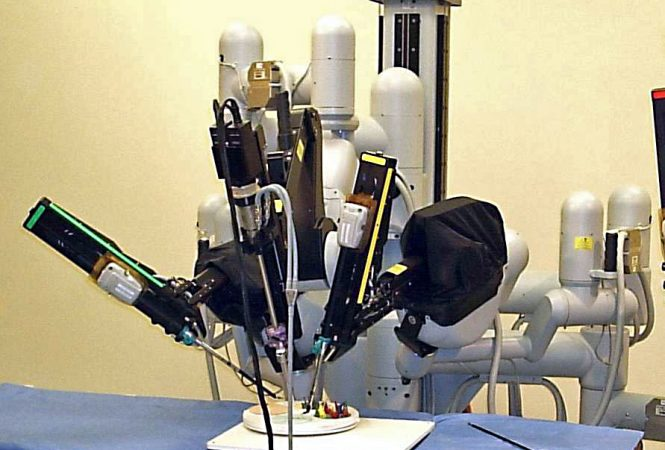 microsurgery robotics