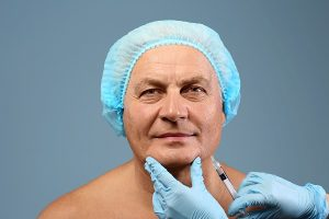anti-ageing treatments for men